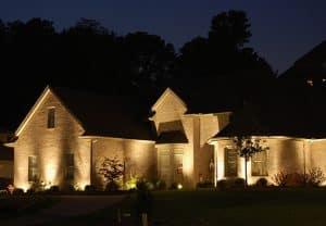 facade light